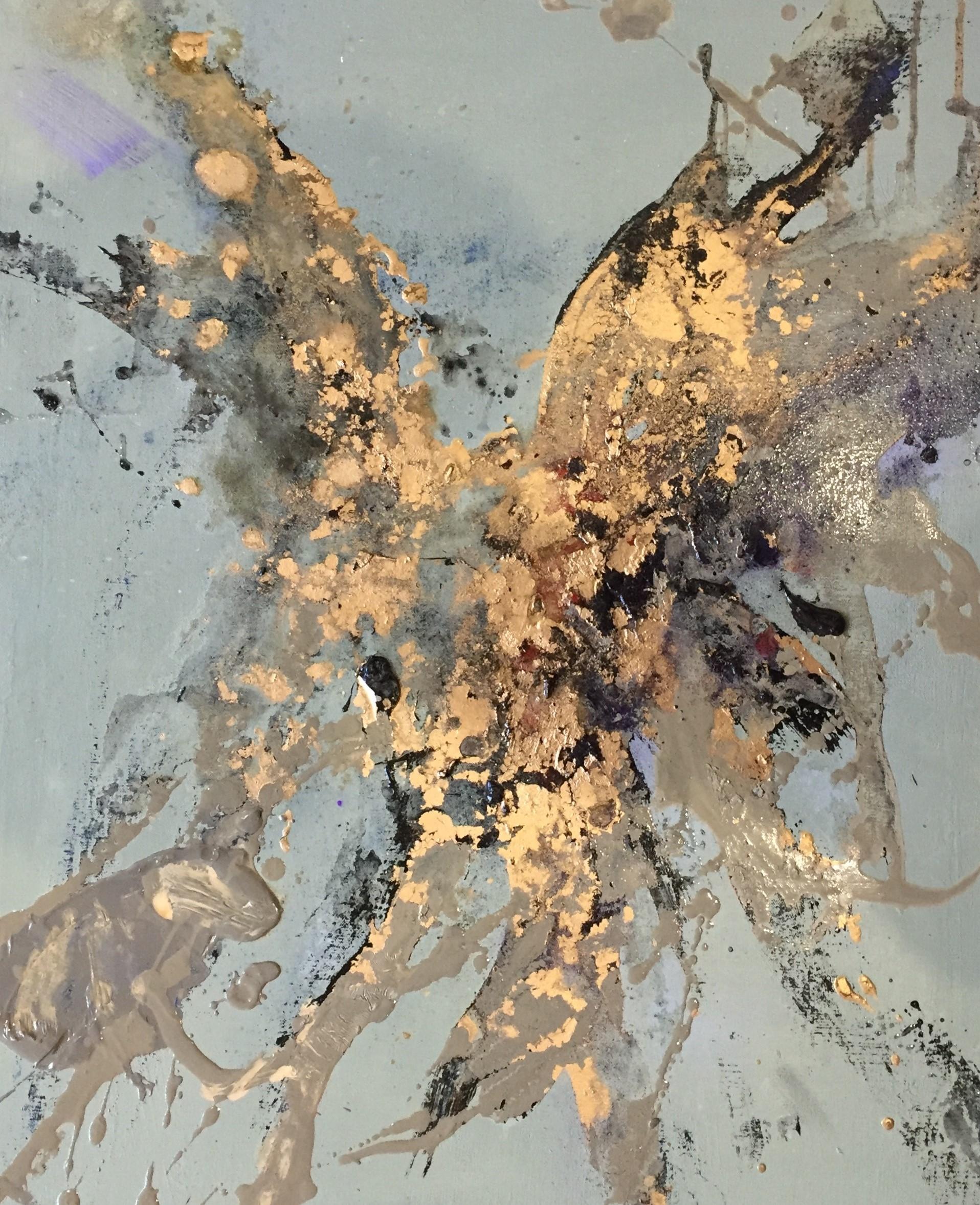 sans titre huile sur toile 73x60cm collection particulière